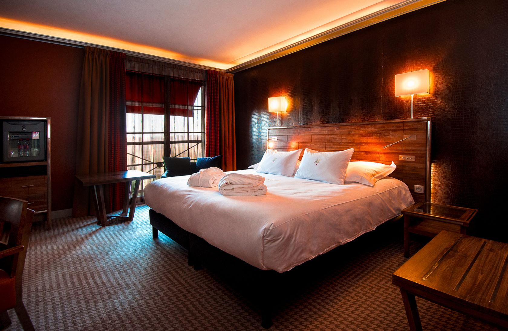 Séminaire hôtel chambre - 2ISD Touquet